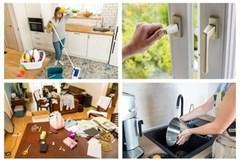 Dọn dẹp nhà ngày Tết: Những góc khuất không thể bỏ qua