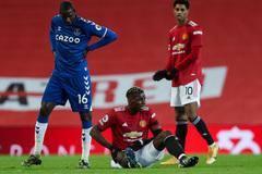 MU gặp họa lớn với chấn thương của Pogba