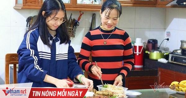 Hạnh phúc giản dị của cô giáo nuôi học trò nghèo đạt giải quốc tế
