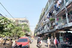 Giải bài toán lợi ích khi cải tạo, xây dựng lại chung cư cũ ở TP.HCM