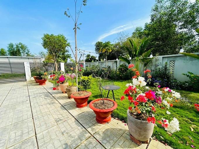 """Nhà vườn tuyệt đẹp của chàng trai 25 tuổi """"bỏ phố, về quê"""""""