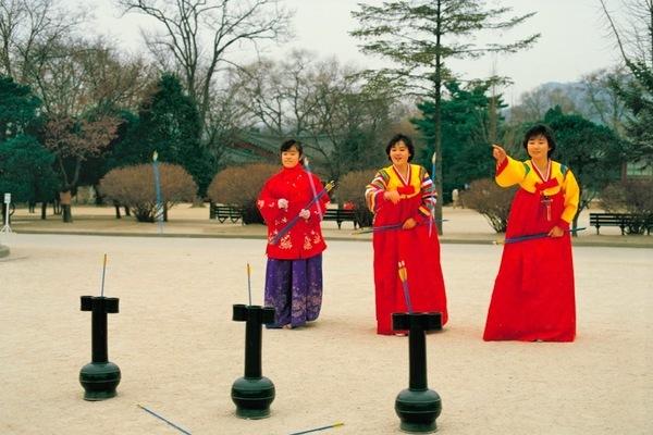 Người Hàn Quốc đón Tết như thế nào?