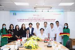 Hợp tác nâng cao chất lượng điều trị ung thư phổi tại Việt Nam