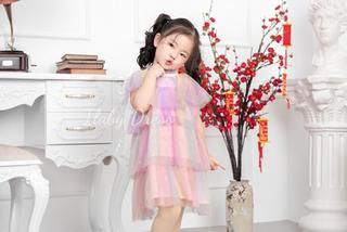 Ilaby Dress - thời trang trẻ em 'đốn tin' triệu mẹ Việt