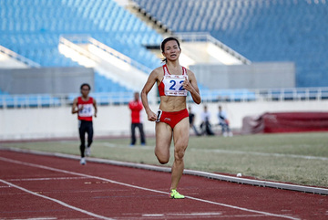 Vietnam athletes going for gold atSEA Games