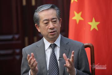 Chinese Ambassador shares his views on VN-China bilateral ties and Tet holiday