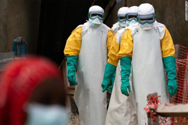 Cơn ác mộng Ebola trở lại châu Phi