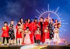 Mỹ Linh, Thanh Lam, Tùng Dương hội tụ trên sân khấu đêm Giao thừa