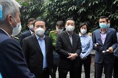 Chủ tịch Hà Nội yêu cầu thực hiện hàng loạt biện pháp chống dịch Covid -19