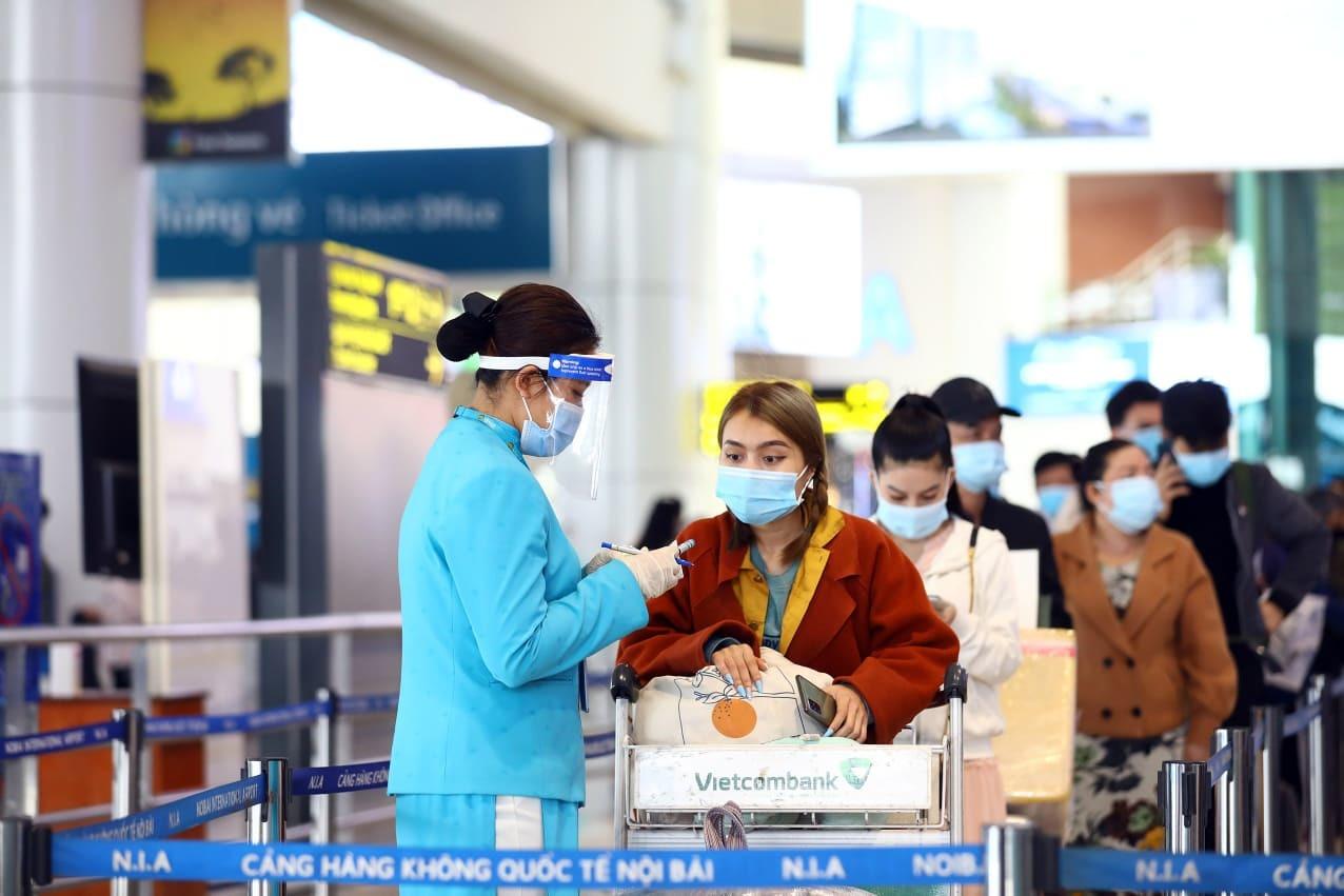 Từ chối bay với khách phớt lờ quy định phòng dịch Covid-19