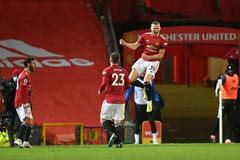 McTominay lóe sáng hiệp phụ, MU vào tứ kết FA Cup