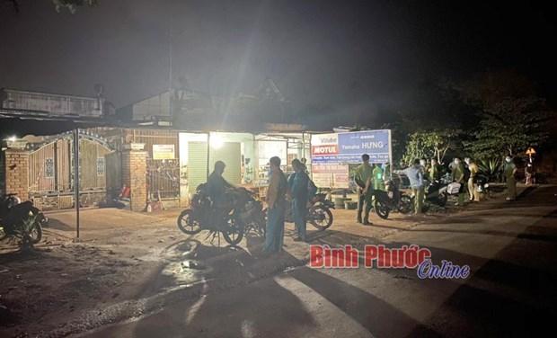 Điều tra vụ án mạng nghiêm trọng khiến 2 mẹ con tử vong ở Bình Phước