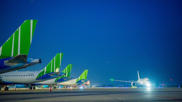 Thông điệp ấm áp trên chuyến bay 'khai Xuân' Tân Sửu của Bamboo Airways