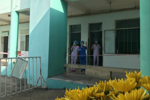 Bệnh viện Quân y 175 sẵn sàng điều trị người mắc Covid-19