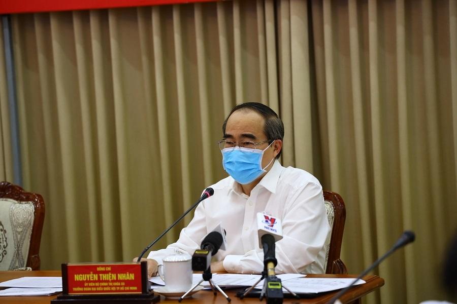 Phó Thủ tướng Vũ Đức Đam yêu cầu Bộ Y tế chuyển 30.000 test nhanh cho TP.HCM