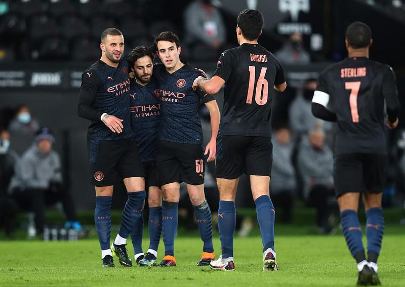 Man City lập kỷ lục thắng 15 trận liên tiếp