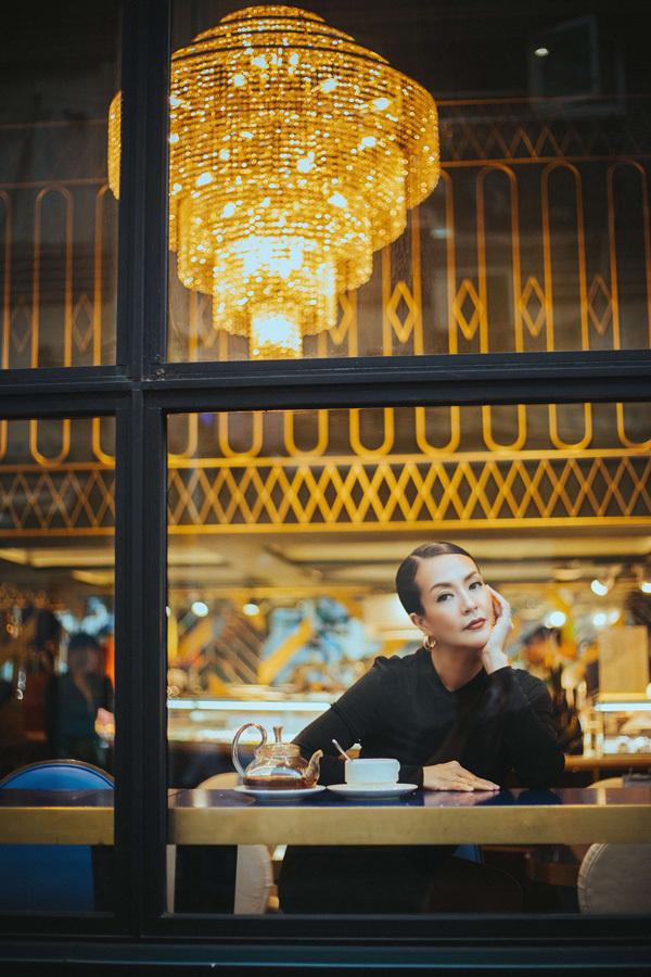Hoa hậu Ngọc Diễm, Á hậu Thanh Uyên đón Tết bên người thân