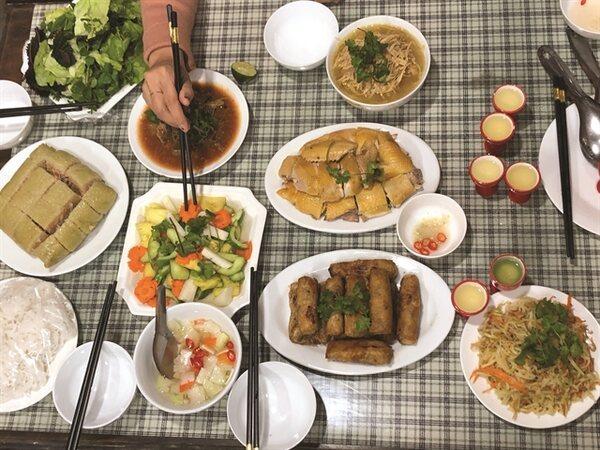 Tet holiday,Vietnamese dishes,banh chung,social news