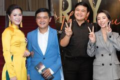 Võ Thanh Hòa hé lộ mối quan hệ đặc biệt với Lâm Vỹ Dạ, Thu Trang