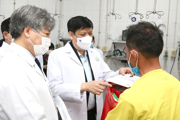 Bộ trưởng Y tế chia sẻ mong ước lớn nhất trong năm mới