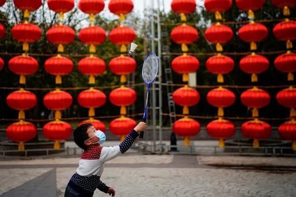 Hình ảnh không khí đón Tết Tân Sửu khắp thế giới