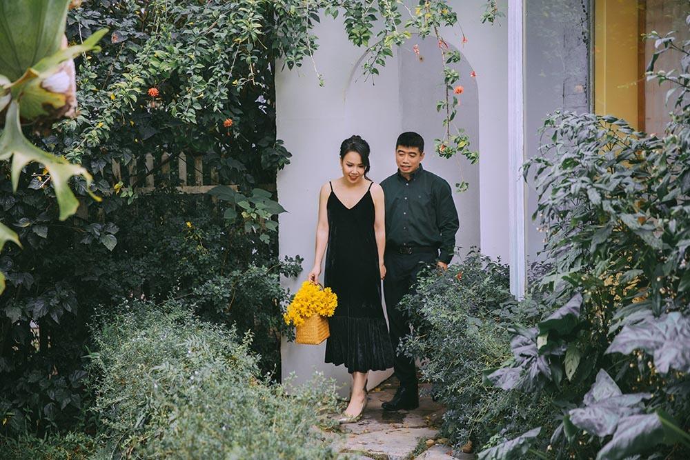 Tình yêu 20 năm của vị bác sĩ luôn coi vợ như một gia tài