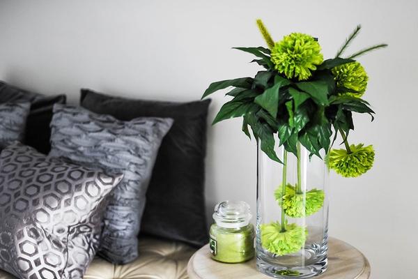 Gợi ý cách đặt bình hoa tươi hợp phong thuỷ