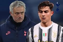 Mourinho yêu cầu Tottenham mua gấp Dybala