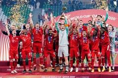 """Bayern Munich hoàn tất cú """"ăn 6"""" vĩ đại"""