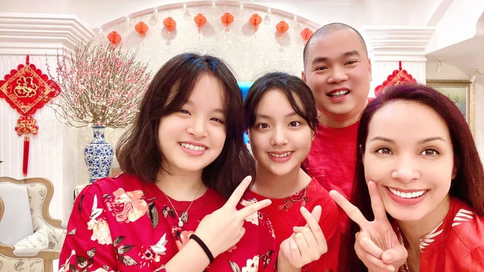 Sao Việt hạnh phúc, đoàn viên ngày đầu năm Tân Sửu 2021