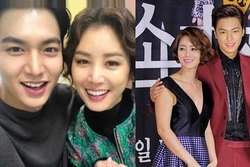 """Lee Min Ho đang hẹn hò với Hoa hậu hơn 21 tuổi, còn là """"kẻ thứ 3"""" phá hoại gia đình người khác?"""