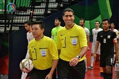 Vietnamese referee vies for berth at Futsal World Cup