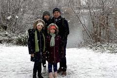 Gia đình tiến sỹ Việt đón Tết ở Anh