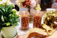 Món ngon ngày Tết: Đậu phộng rang tỏi ớt