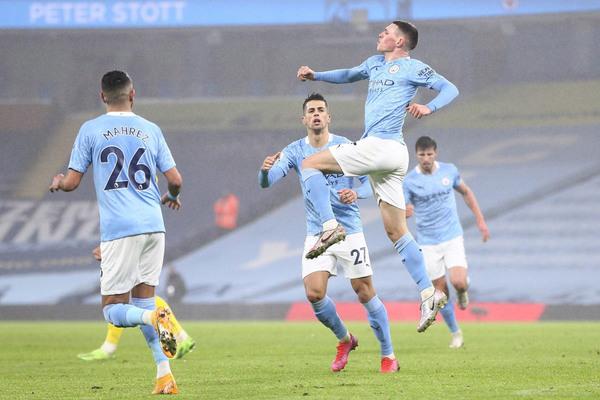 Man City đấu Tottenham: Quyền năng của Phil Foden