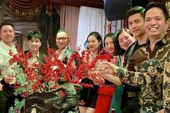 Lệ Quyên, Lâm Bảo Châu vui vẻ bên nhau ngày đầu năm