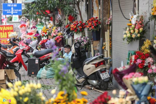 Tiệm vàng, quán ăn ở Hà Nội mở hàng lấy ngày mùng 2 Tết