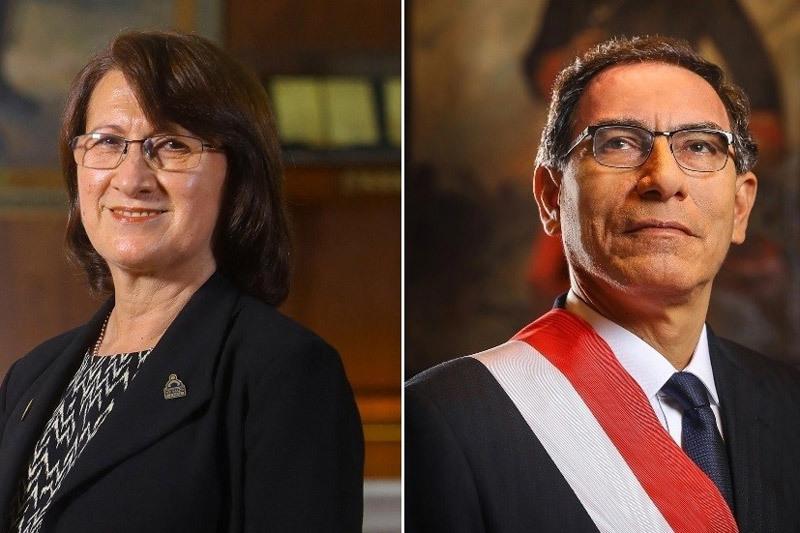 Bí mật tiêm trước vắc-xin Covid-19 cho tổng thống, Bộ trưởng Y tế Peru mất chức