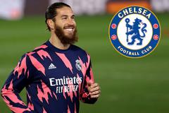 """Chelsea mời Sergio Ramos bằng lương """"khủng"""""""