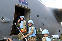 Vietnam proposes COVID-19 vaccination for UN peacekeepers