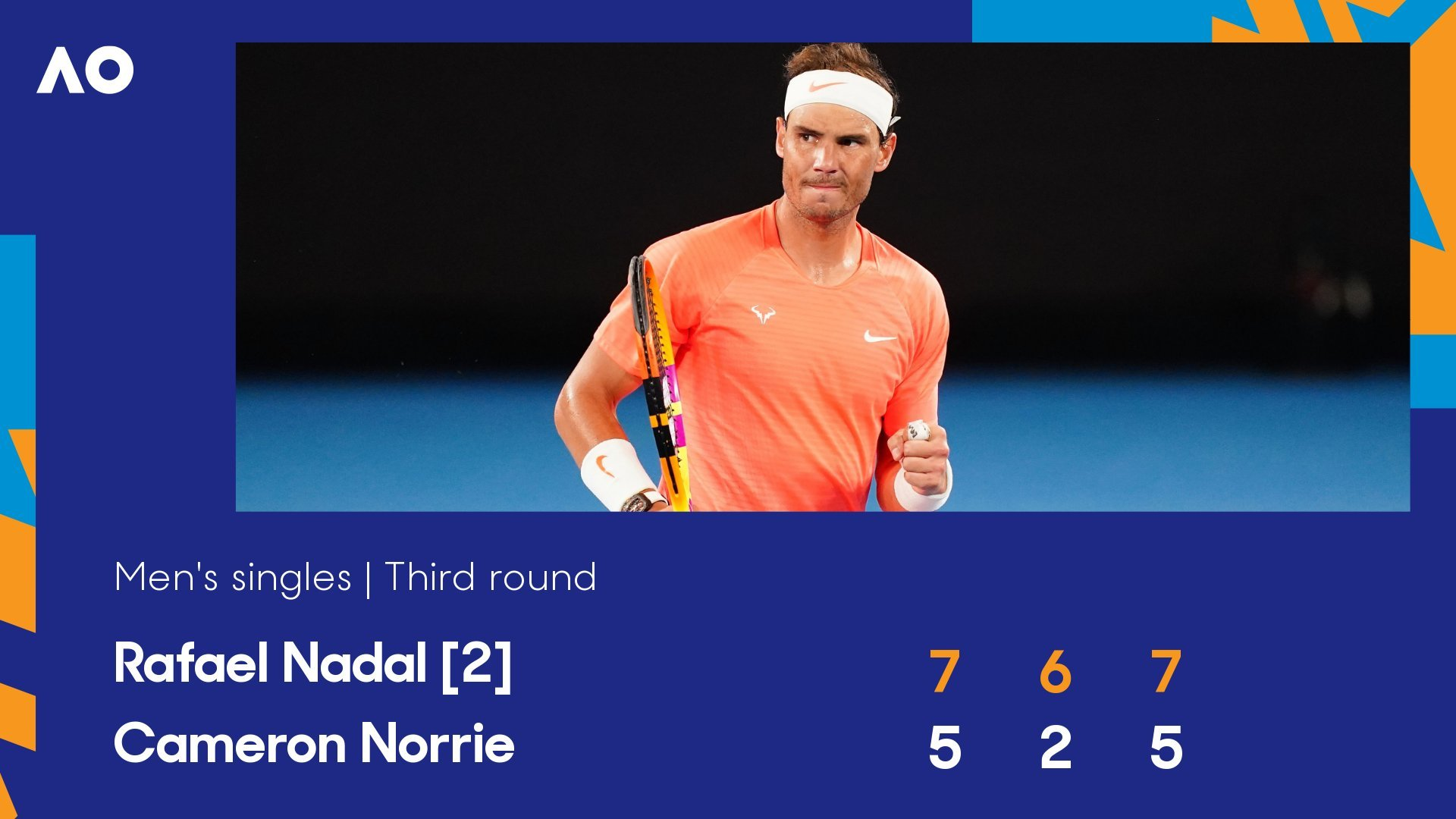 Nadal chật vật vào vòng 4 Australian Open