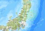 Động đất rung chuyển phía đông Nhật Bản