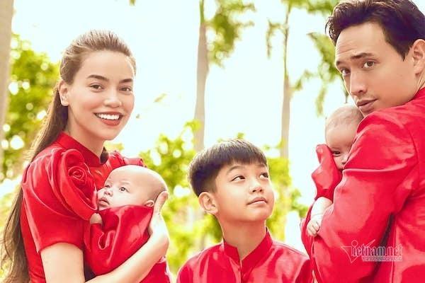Kim Lý: 'Tôi xem Subeo như con ruột'