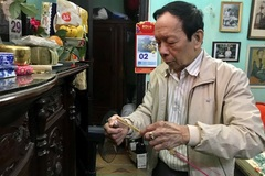 Tết 'ăn chơi' trong ký ức của công tử tiệm vàng giàu nhất phố cổ Hà Nội