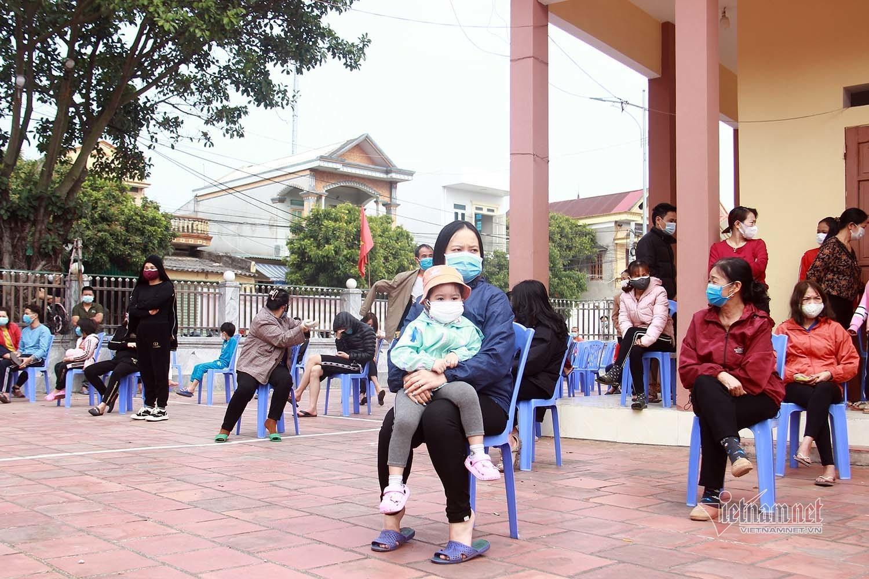 Trên 37 nghìn mẫu xét nghiệm cộng đồng tại Chí Linh âm tính SARS-CoV-2