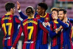 Koeman khiêu khích PSG: 'Không đội nào hay hơn Barca lúc này'