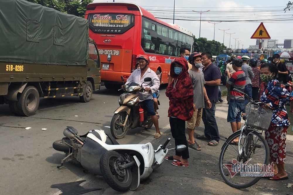 75 người chết vì tai nạn giao thông trong 5 ngày nghỉ Tết