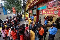 Cả triệu người đổ đi mua vàng, vía Thần Tài năm 2021 là ngày nào?