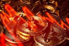 Bitcoin tăng giá không dừng, áp sát mốc 50.000 USD