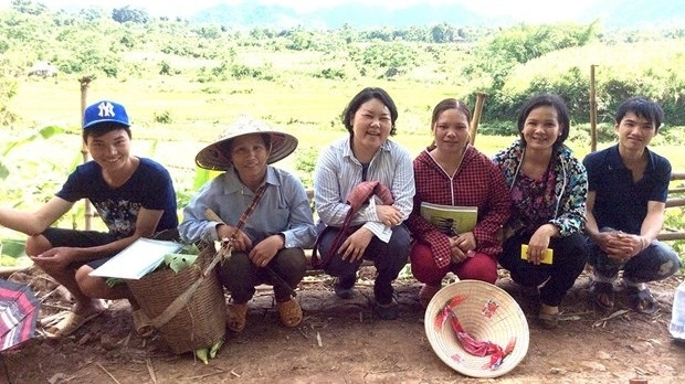Vietnam, the second home of a Japanese woman